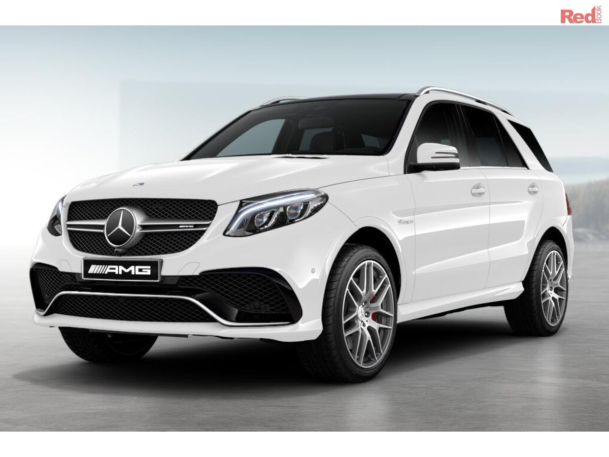 2017 mercedes benz gle63 amg w166 amg s wagon 5dr for Mercedes benz gle63