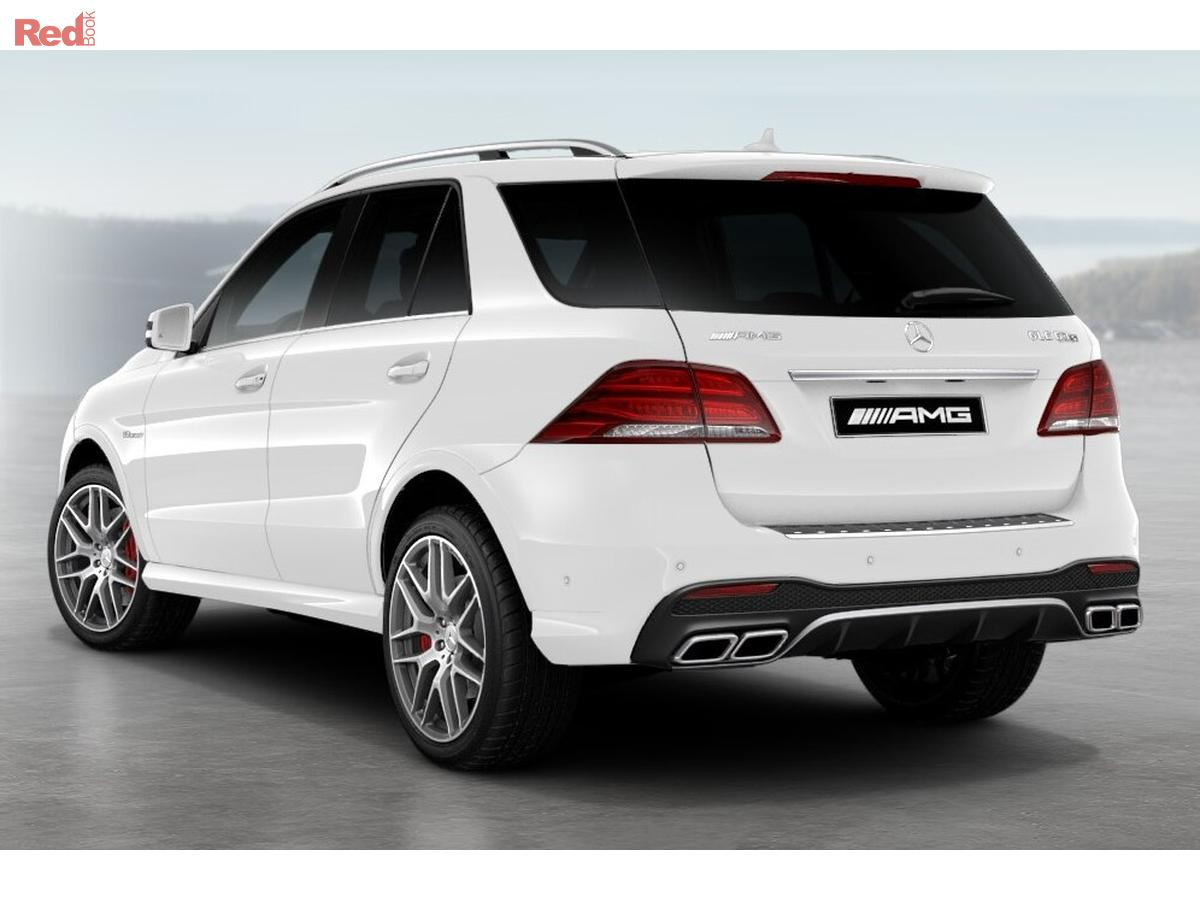 2016 mercedes benz gle63 amg w166 amg s wagon 5dr for Mercedes benz gle63