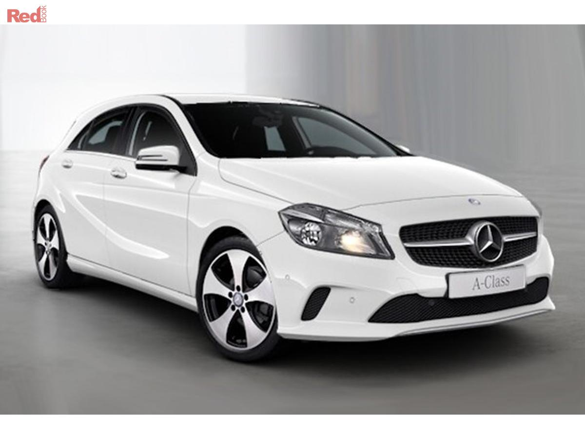 2017 mercedes benz a200 w176 hatchback 5dr d ct 7sp 1 6t. Black Bedroom Furniture Sets. Home Design Ideas