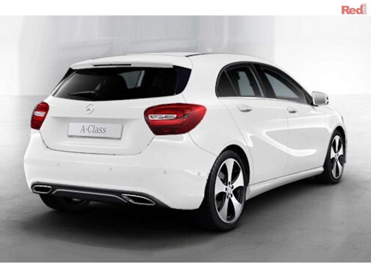 2017 mercedes benz a200 d w176 d hatchback 5dr d ct 7sp 2 1dt for Mercedes benz a200
