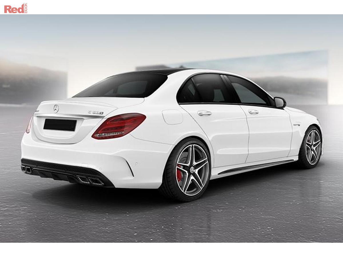 Mercedes Cs Amg Sedan