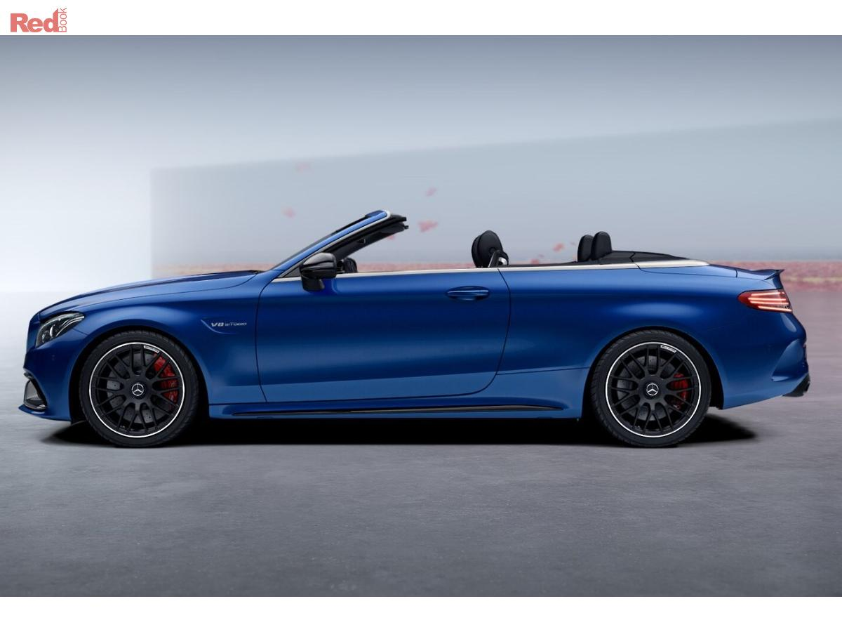 2016 mercedes benz c63 amg a205 amg s cabriolet 2dr for Mercedes benz amg c63 price