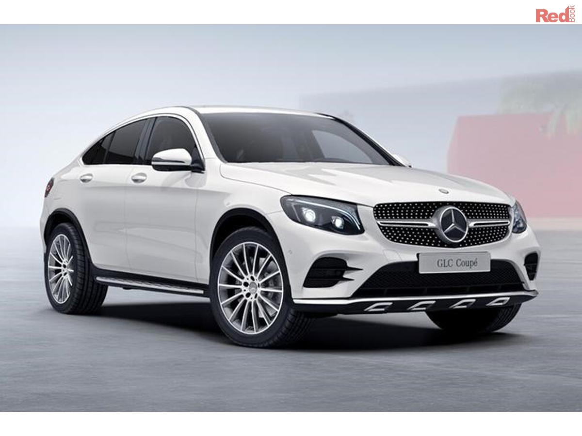 2016 mercedes benz glc250 c253 coupe 5dr 9g tronic 9sp for Mercedes benz mbrace cost