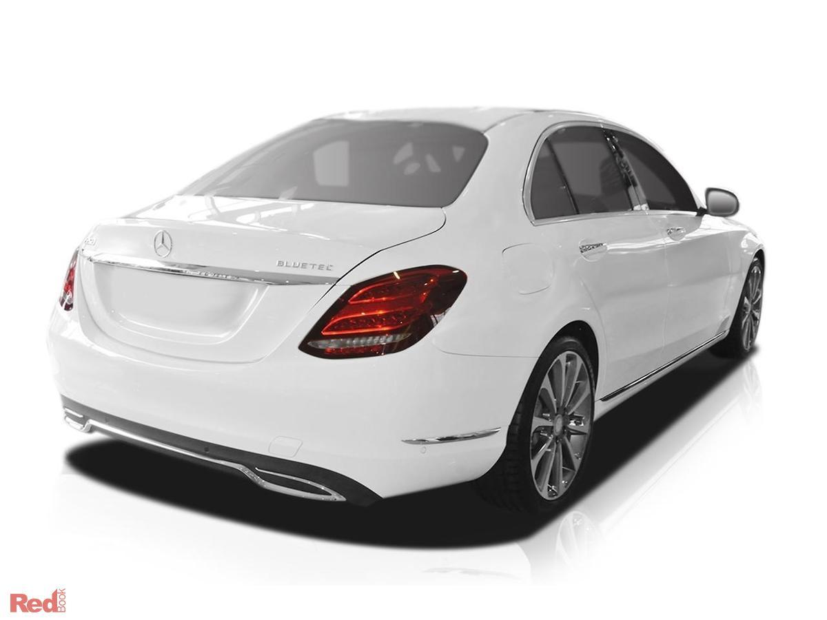 2016 Mercedes Benz C250 W205 Sedan 4dr 7g Tronic 7sp 2