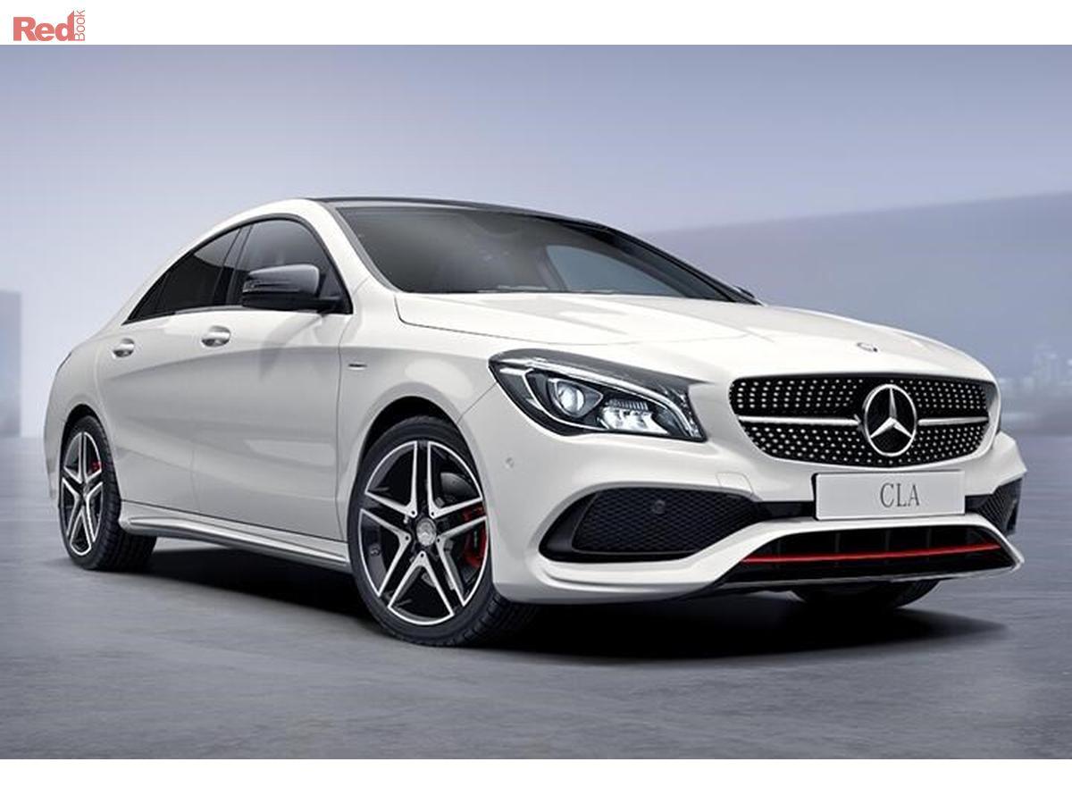 2017 mercedes benz cla250 sport c117 sport coupe 4dr dct for Mercedes benz cla250 coupe
