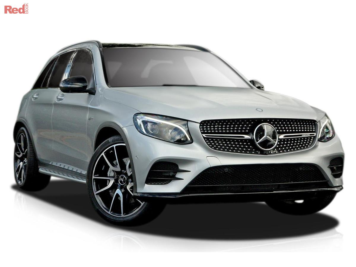 2017 mercedes benz glc43 amg x253 amg wagon 5dr 9g tronic for Mercedes benz glc43 amg