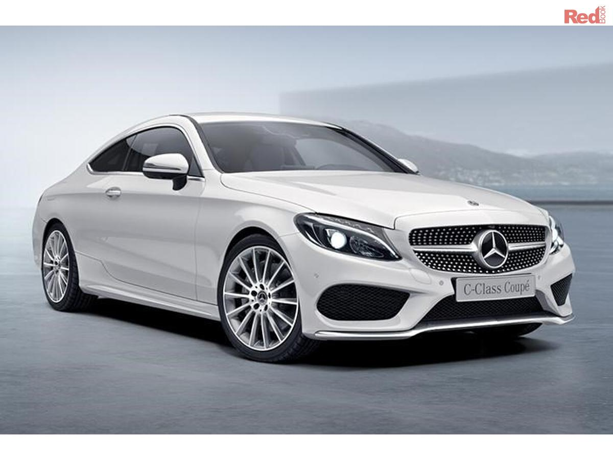 2017 mercedes benz c300 c205 coupe 2dr 9g tronic 9sp 2 0t for Mercedes benz c300 price