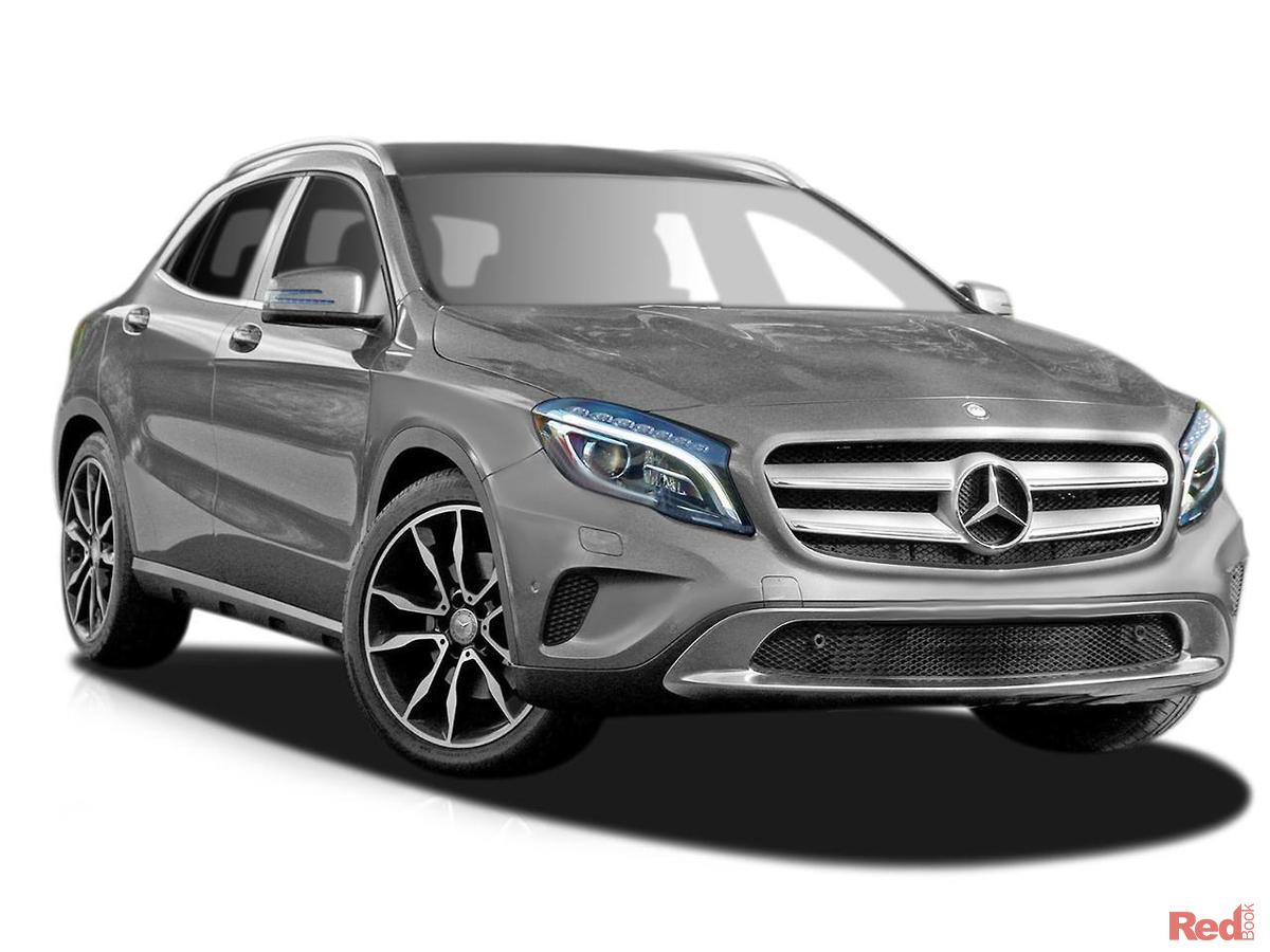 2017 mercedes benz gla250 x156 wagon 5dr dct 7sp 4matic 2 0t. Black Bedroom Furniture Sets. Home Design Ideas