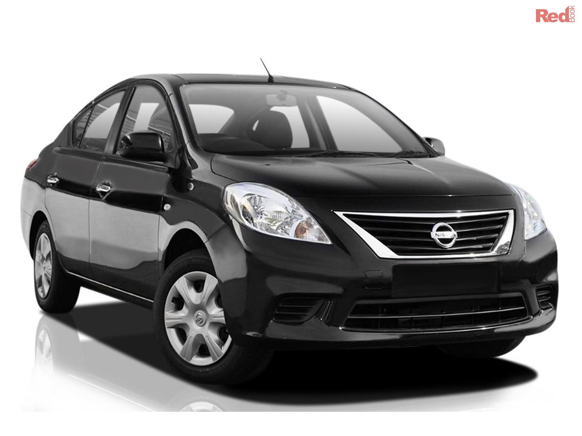 2013 nissan almera st n17 st sedan 4dr auto 4sp 15i nissan almera st australian specifications pricing vanachro Images