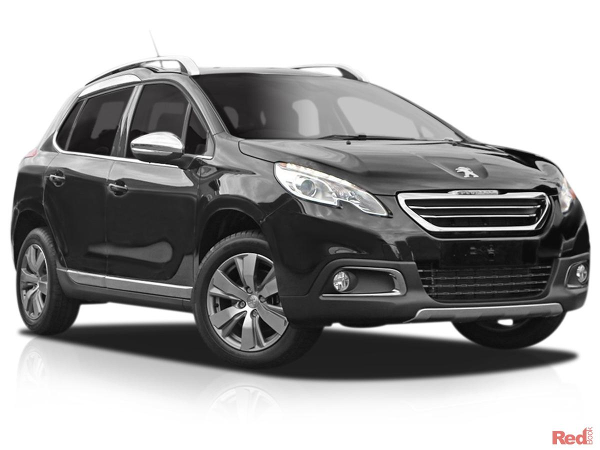 2013 peugeot 2008 allure a94 allure wagon 5dr spts auto 4sp oct. Black Bedroom Furniture Sets. Home Design Ideas