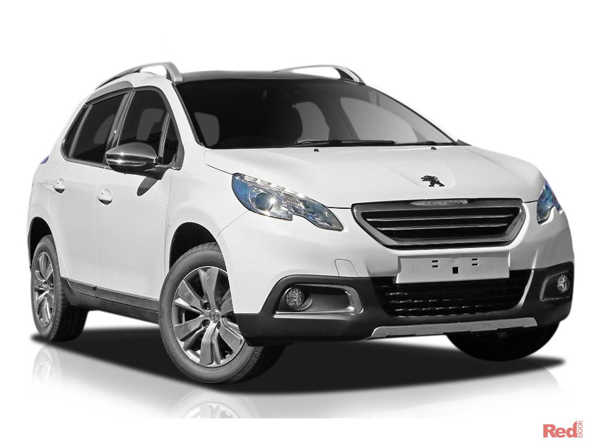 2013 peugeot 2008 allure allure wagon 5dr man 5sp oct. Black Bedroom Furniture Sets. Home Design Ideas