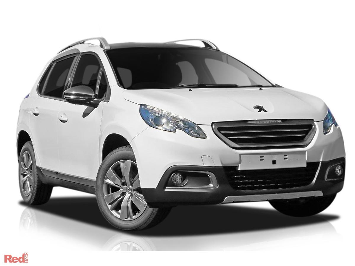 2014 peugeot 2008 allure allure wagon 5dr man 5sp. Black Bedroom Furniture Sets. Home Design Ideas