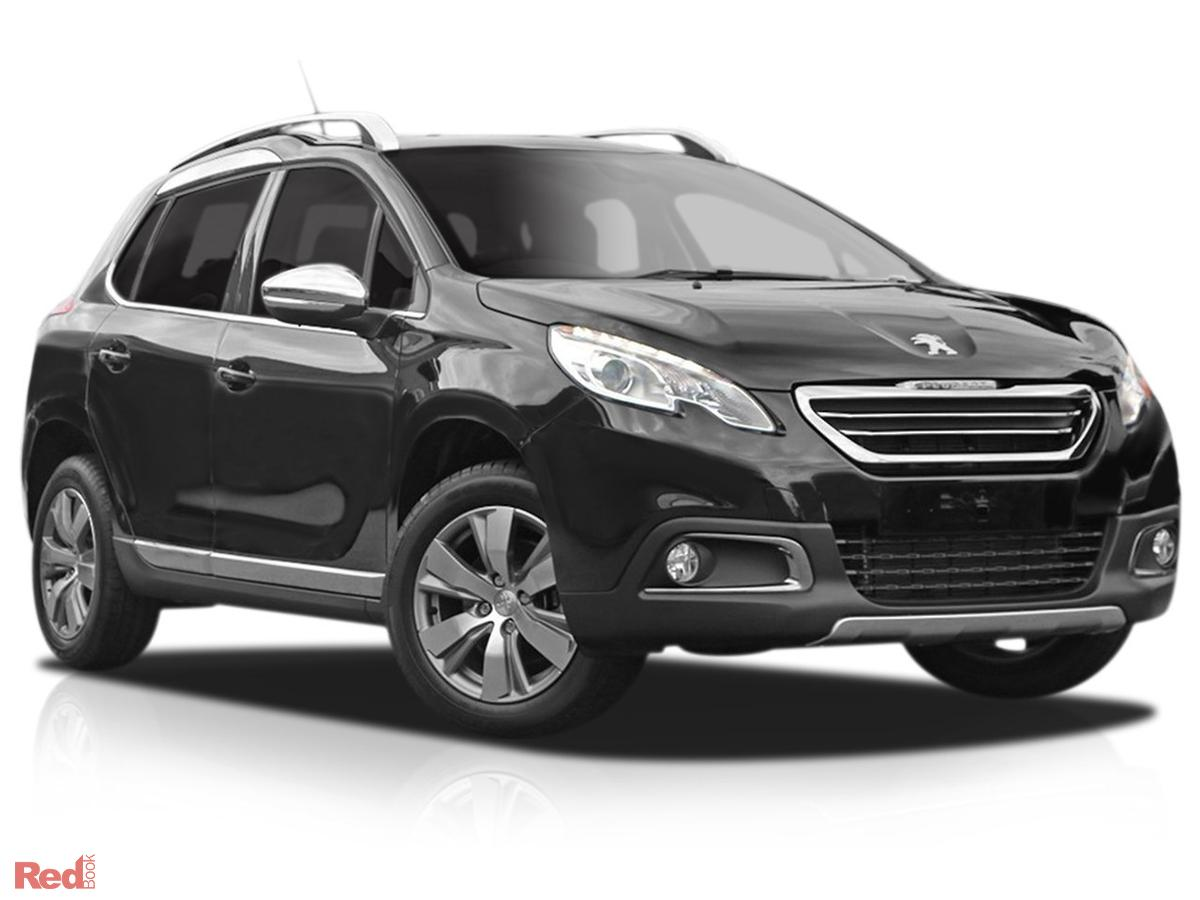 2015 peugeot 2008 allure a94 allure wagon 5dr spts auto. Black Bedroom Furniture Sets. Home Design Ideas