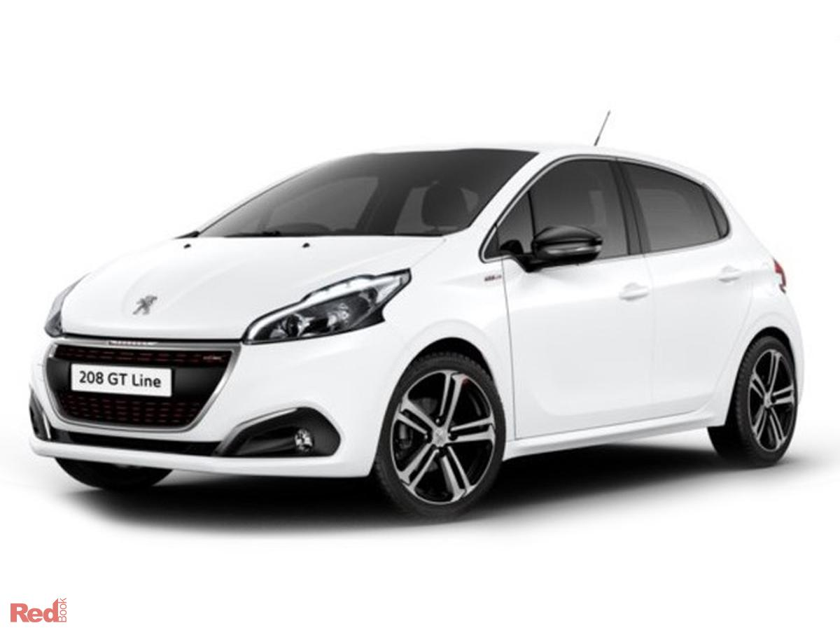 2016 peugeot 208 gt line a9 gt line hatchback 5dr auto 6sp 1 2t my15. Black Bedroom Furniture Sets. Home Design Ideas