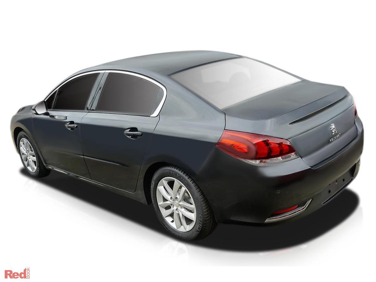 2015 peugeot 508 active active e thp sedan 4dr spts auto 6sp 1 6t my15. Black Bedroom Furniture Sets. Home Design Ideas