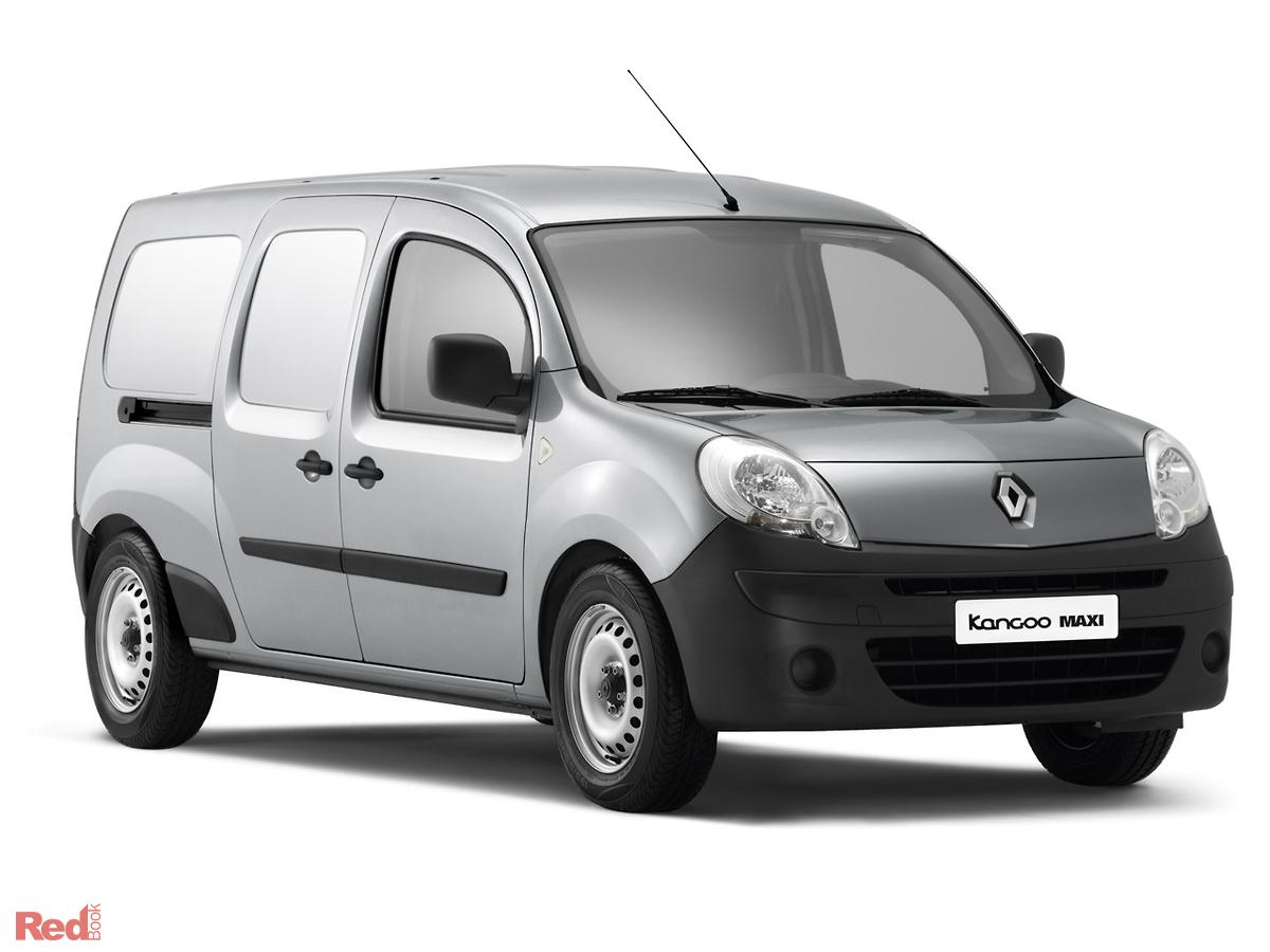 2013 renault kangoo maxi f61 maxi van 5dr man 6sp 1 5dt my13. Black Bedroom Furniture Sets. Home Design Ideas