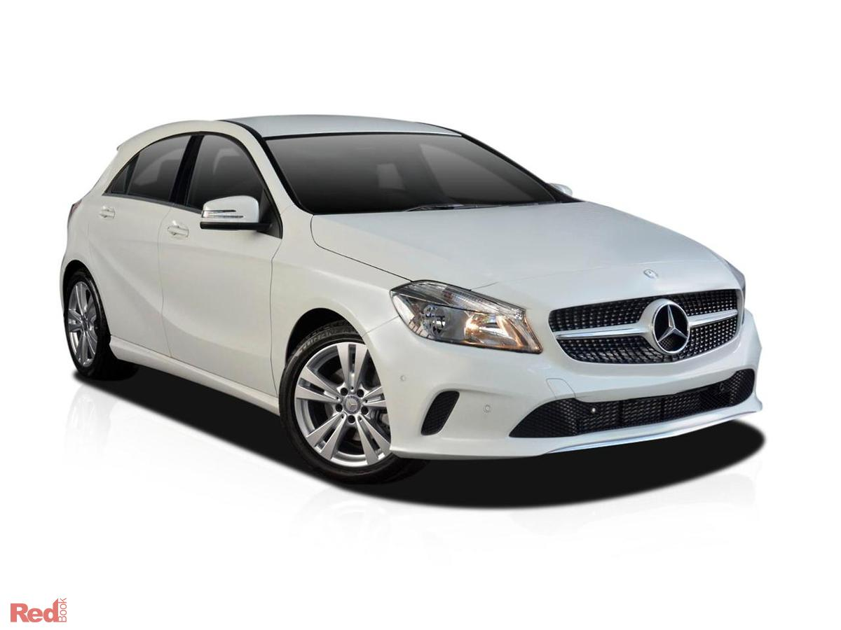 2017 mercedes benz a180 w176 hatchback 5dr d ct 7sp 1 6t. Black Bedroom Furniture Sets. Home Design Ideas
