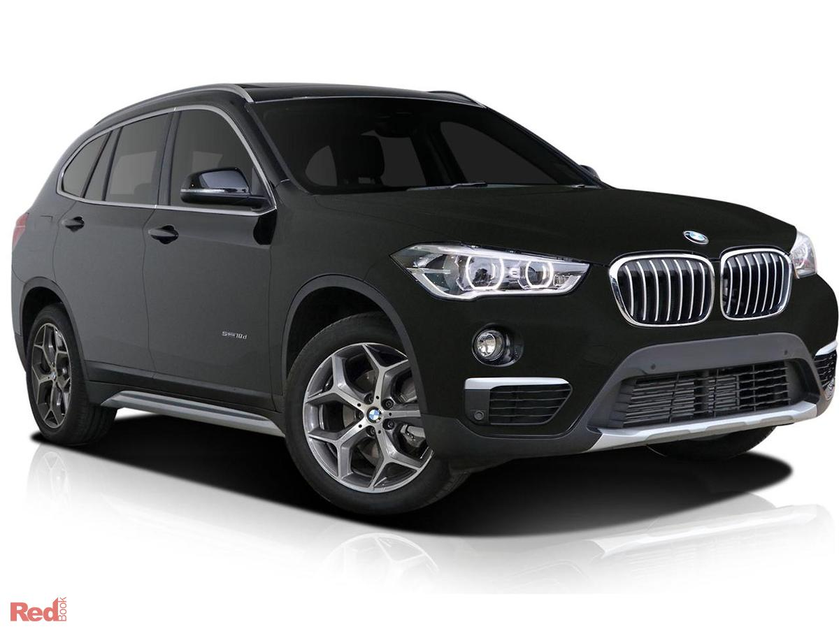2017 bmw x1 sdrive18d f48 sdrive18d wagon 5dr steptronic 8sp 2 0dt. Black Bedroom Furniture Sets. Home Design Ideas