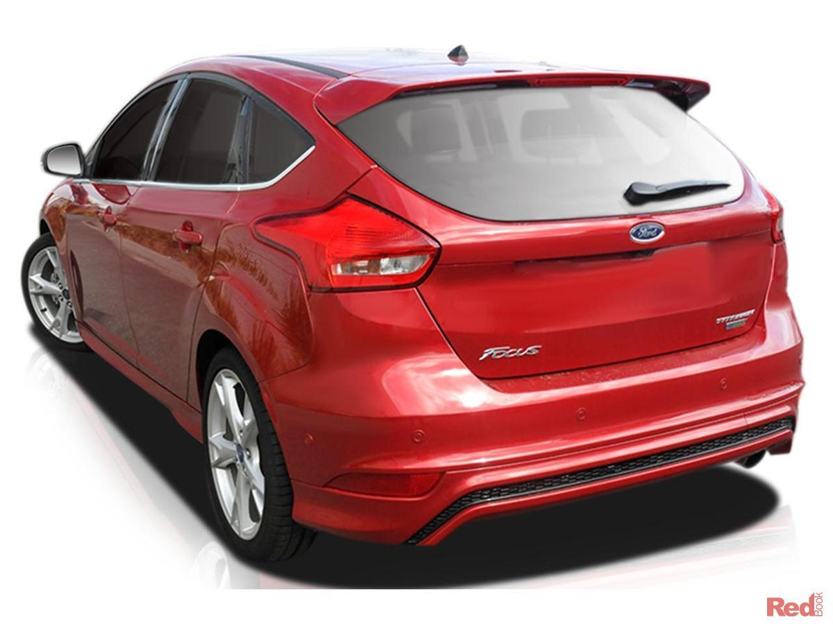 2017 ford focus titanium lz titanium hatchback 5dr auto. Black Bedroom Furniture Sets. Home Design Ideas