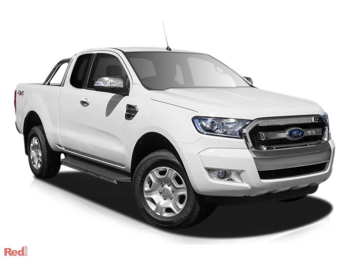 2017 ford ranger xlt px mkii xlt utility super cab 4dr man 6sp 4x4 3 2dt. Black Bedroom Furniture Sets. Home Design Ideas