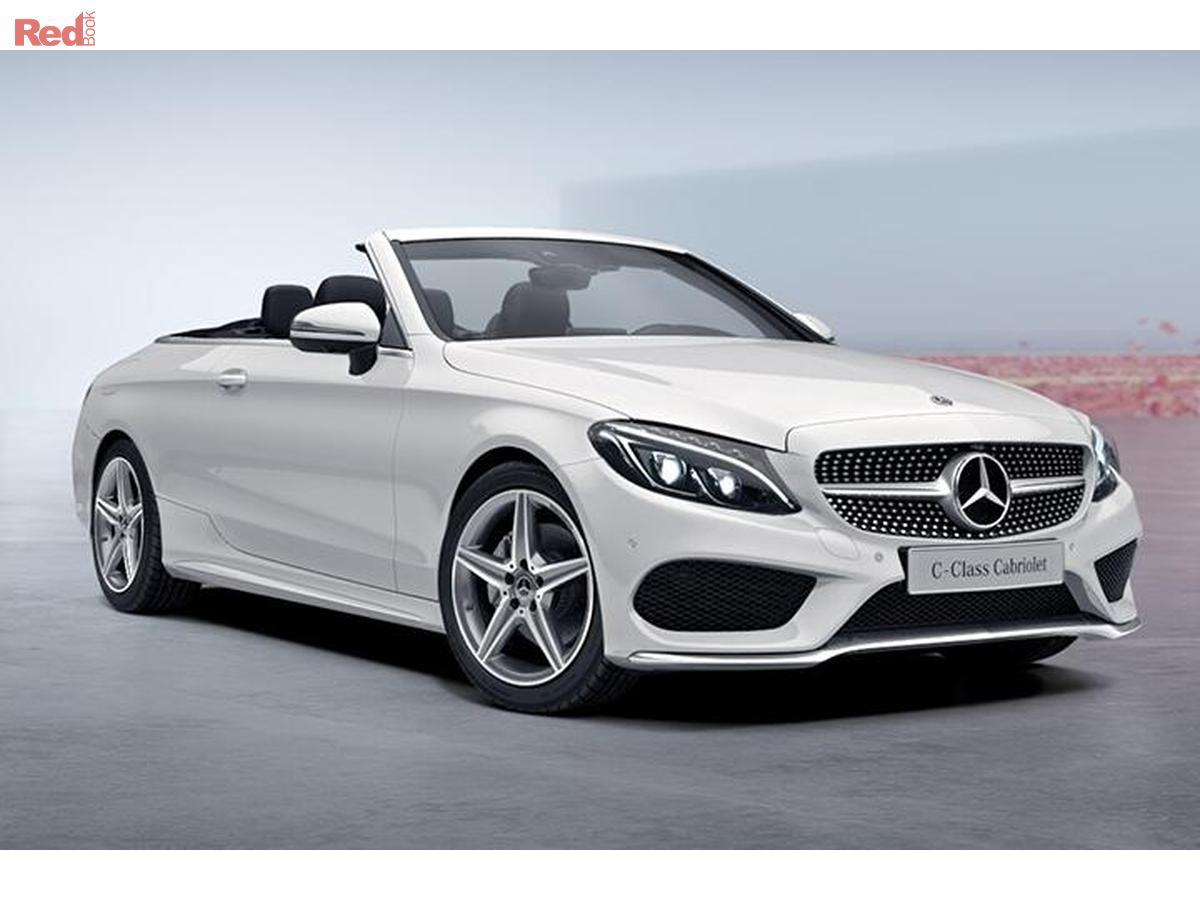 2017 mercedes benz c200 a205 cabriolet 2dr 9g tronic 9sp 2 for Mercedes benz c200
