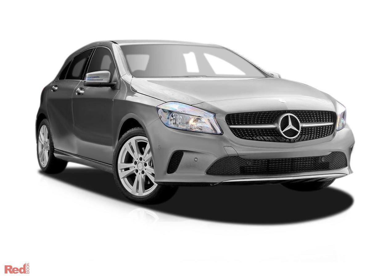 2016 mercedes benz a180 w176 hatchback 5dr d ct 7sp 1 6t for Mercedes benz ct