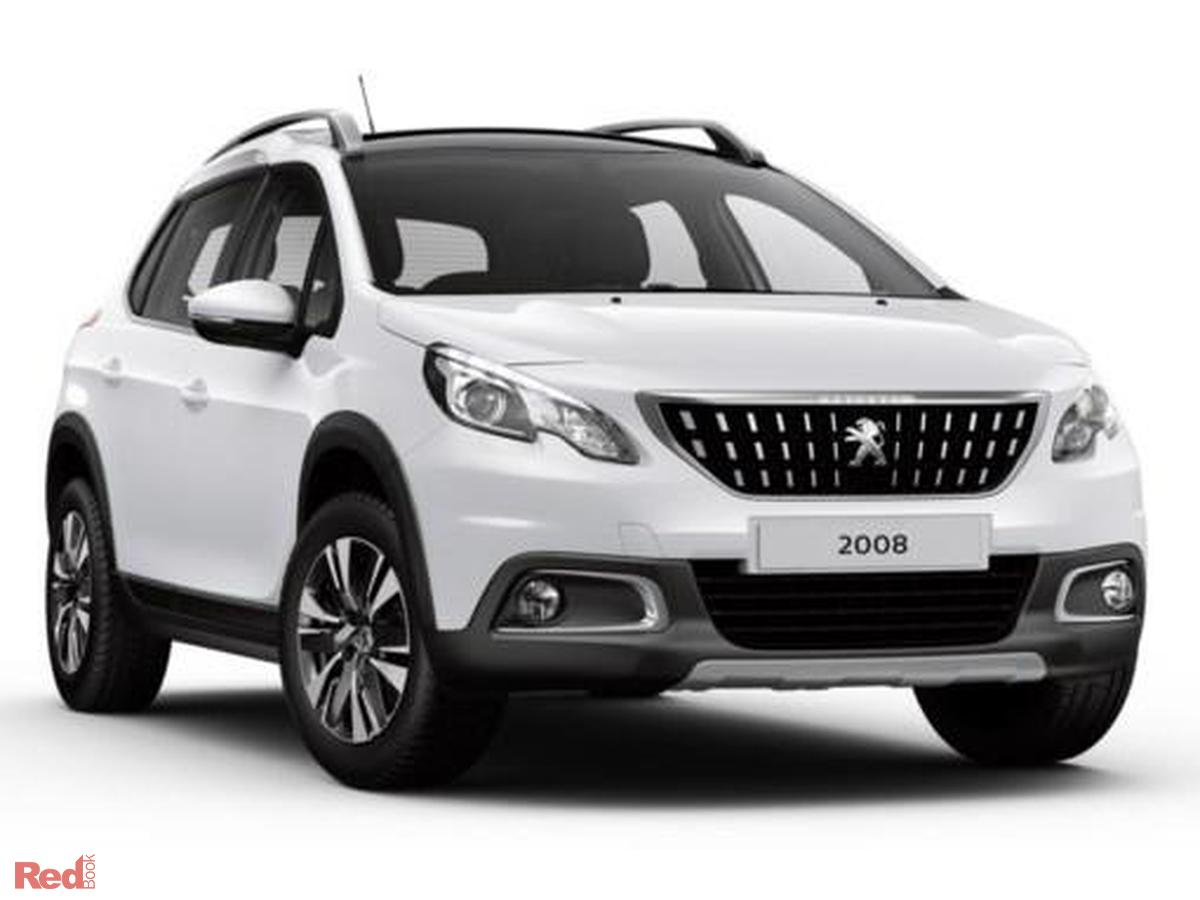 2017 peugeot 2008 allure a94 allure wagon 5dr spts auto 6sp 1 2t my17. Black Bedroom Furniture Sets. Home Design Ideas