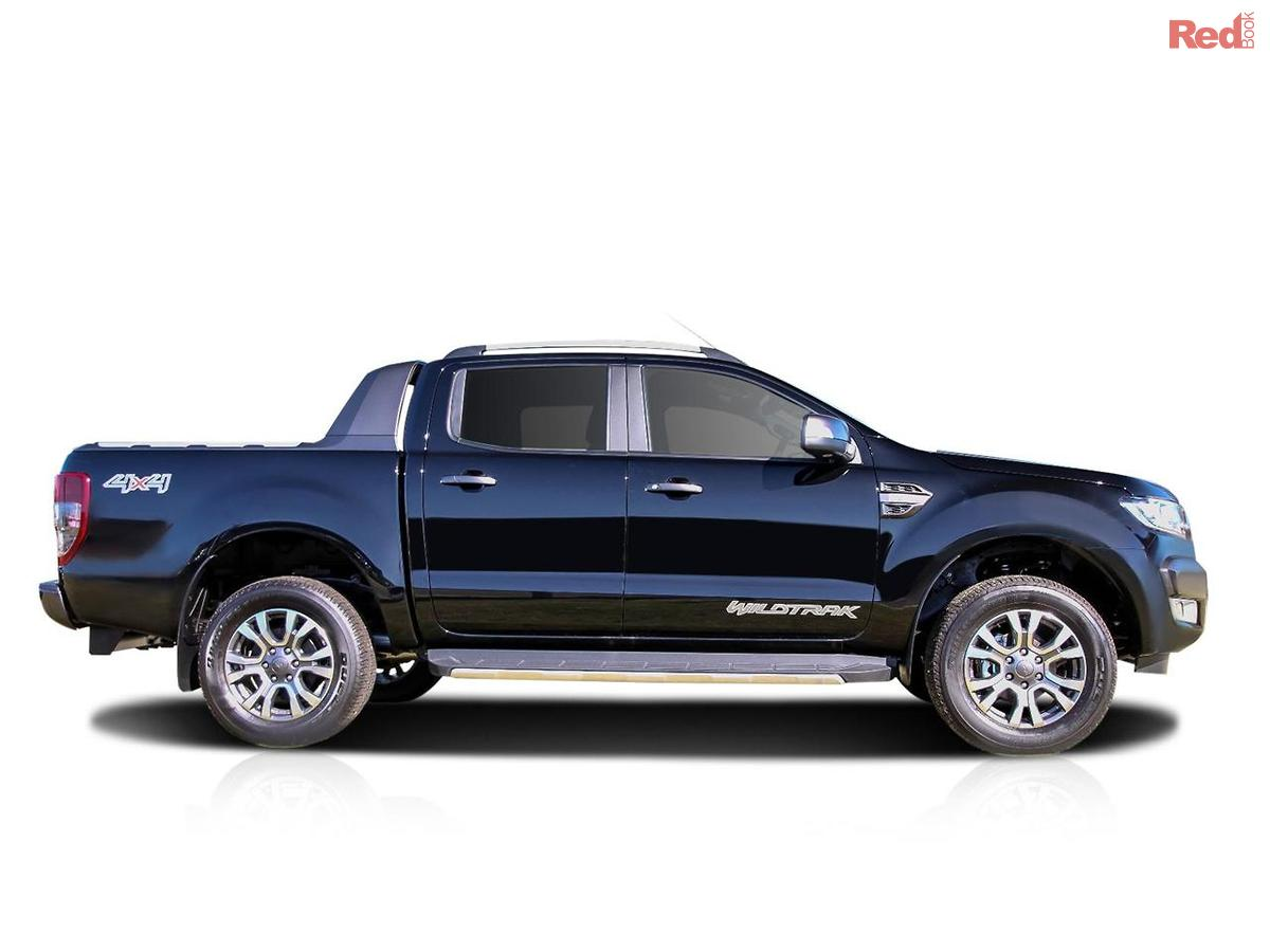 2017 ford ranger wildtrak px mkii wildtrak utility double cab 4dr man 6sp 4x4 3 2dt. Black Bedroom Furniture Sets. Home Design Ideas