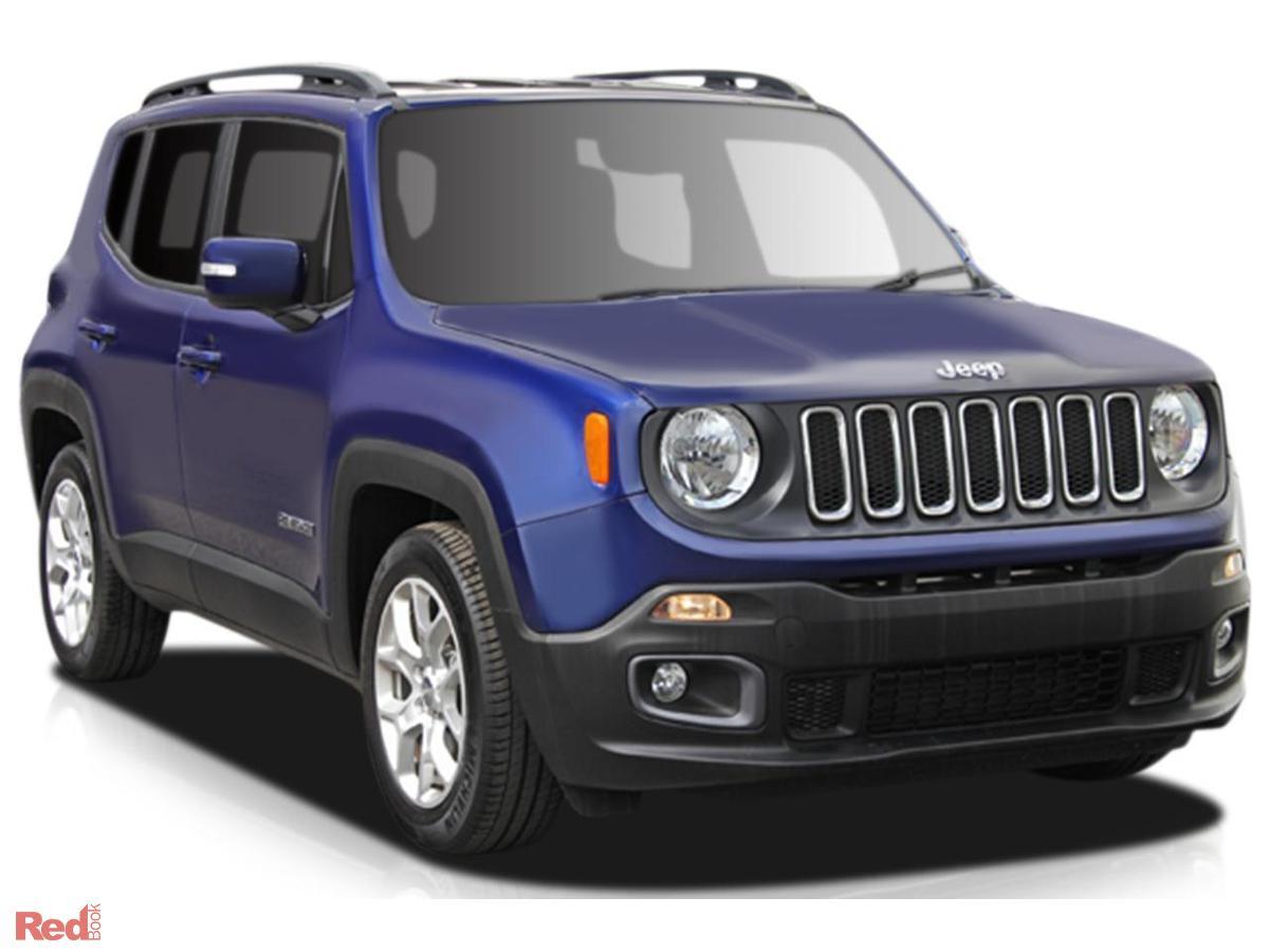 2016 jeep renegade longitude bu longitude hatchback 5dr ddct 6sp 1 4t my16. Black Bedroom Furniture Sets. Home Design Ideas
