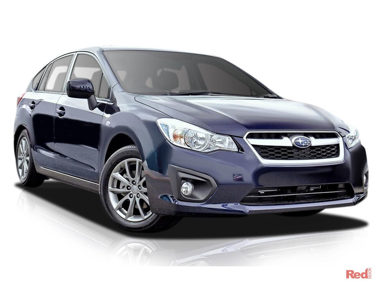 2014 subaru impreza g4 luxury hatchback 5dr man 6sp awd my14. Black Bedroom Furniture Sets. Home Design Ideas