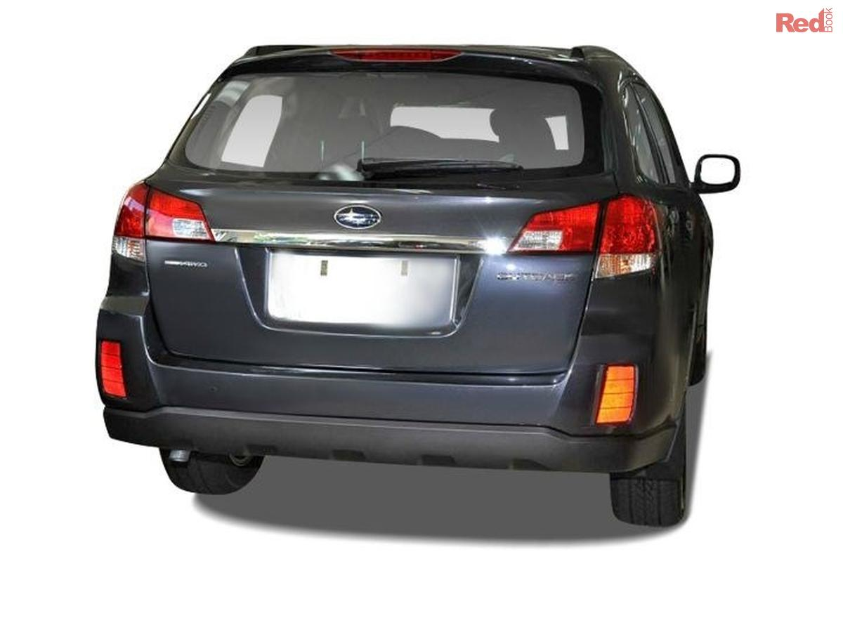 2012 Subaru Outback 25i 4GEN 25i Wagon 5dr Man 6sp AWD MY12