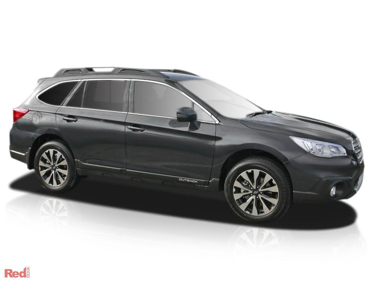 Is Subaru Outback Premium Cs Limited Autos Post