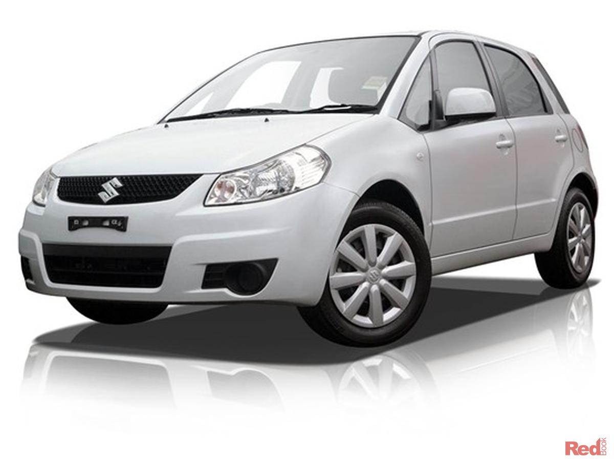 2012 suzuki sx4 gyb hatchback 5dr cvt 6sp 4x4 my11. Black Bedroom Furniture Sets. Home Design Ideas
