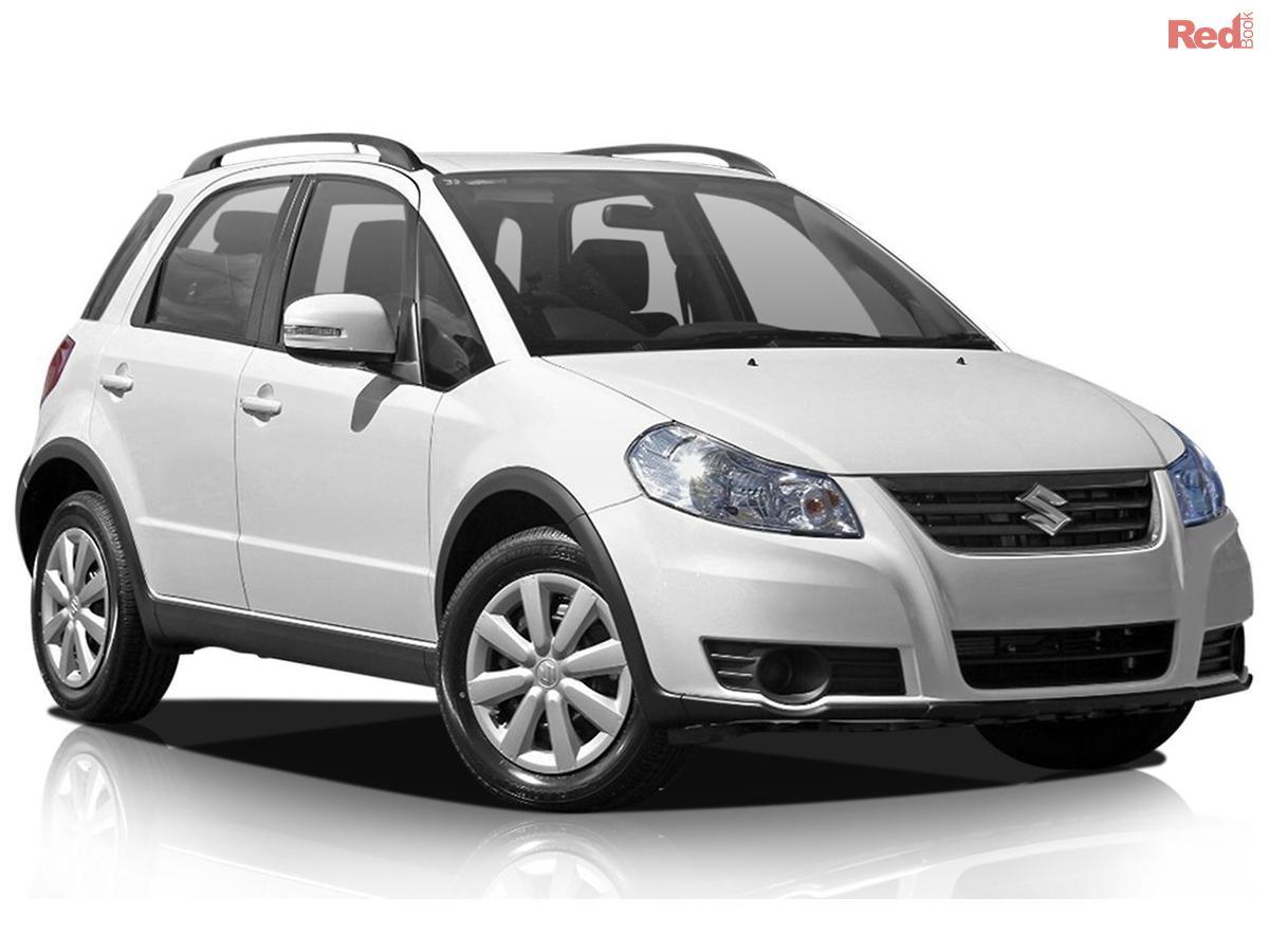 Suzuki sx4 crossover australian specifications pricing