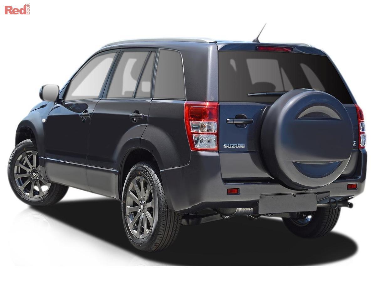 2016 suzuki grand vitara sport jb sport wagon 5dr auto 4sp. Black Bedroom Furniture Sets. Home Design Ideas