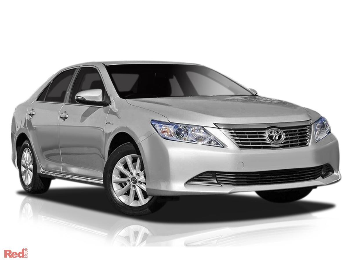 2014 Toyota Aurion AT-X GSV50R AT-X Sedan 4dr Spts Auto ...