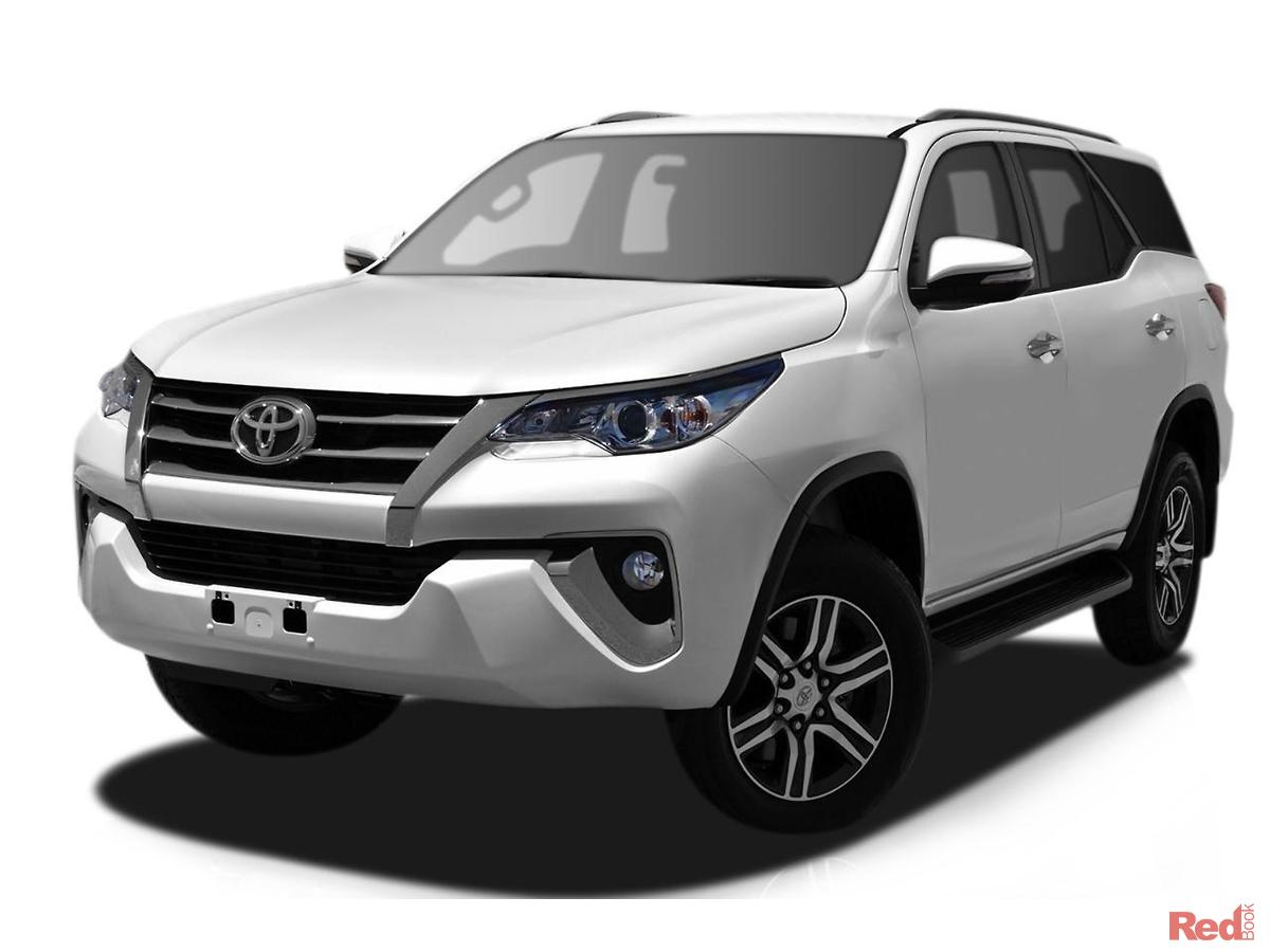 Toyota fortuner gxl australian specifications pricing