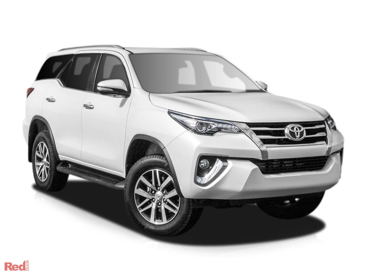 Toyota fortuner crusade australian specifications pricing