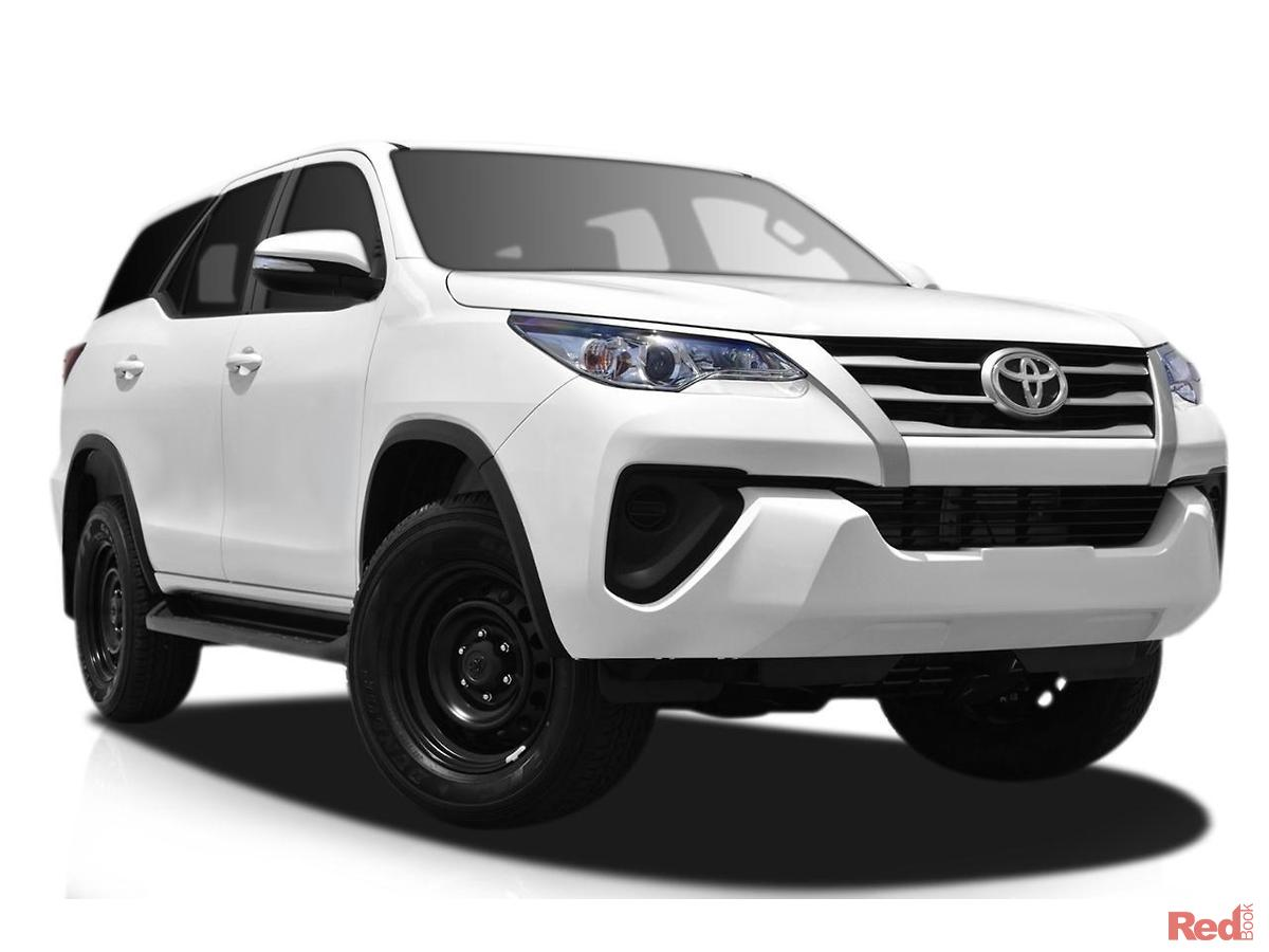 Toyota fortuner gx australian specifications pricing