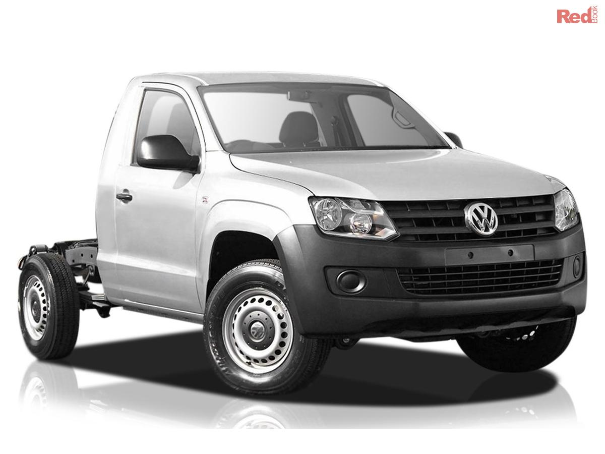 2014 volkswagen amarok tsi300 2h tsi300 cab chassis single. Black Bedroom Furniture Sets. Home Design Ideas
