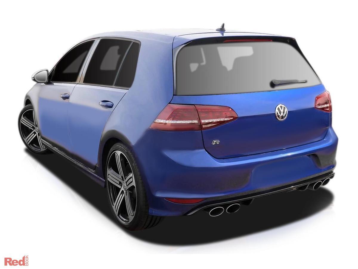 2016 volkswagen golf r 7 r hatchback 5dr dsg 6sp 4motion 2 0t my16. Black Bedroom Furniture Sets. Home Design Ideas