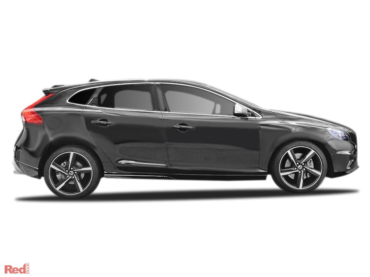 2014 volvo v40 t5 t5 r design hatchback 5dr adap geartronic 6sp 2 5t my14. Black Bedroom Furniture Sets. Home Design Ideas