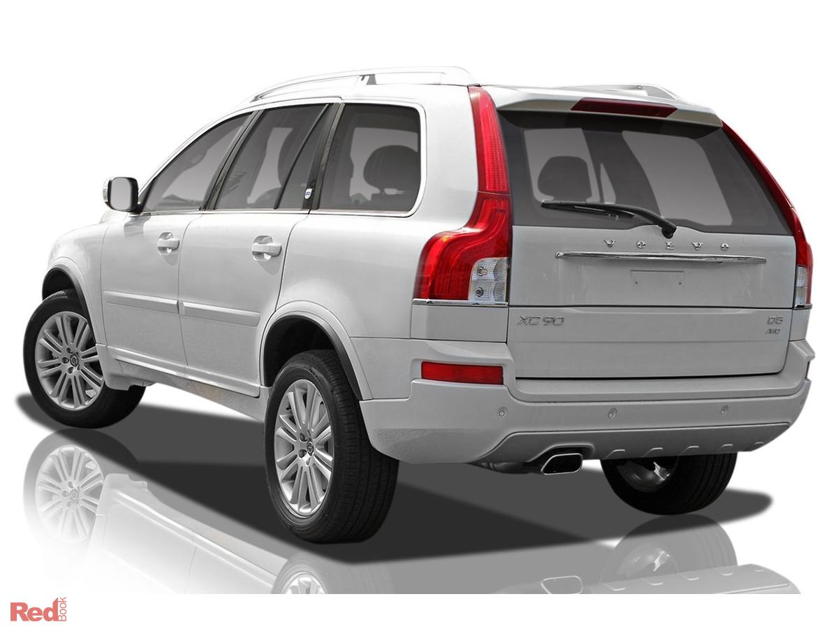 2013 volvo xc90 d5 d5 executive wagon 7st 5dr geartronic. Black Bedroom Furniture Sets. Home Design Ideas