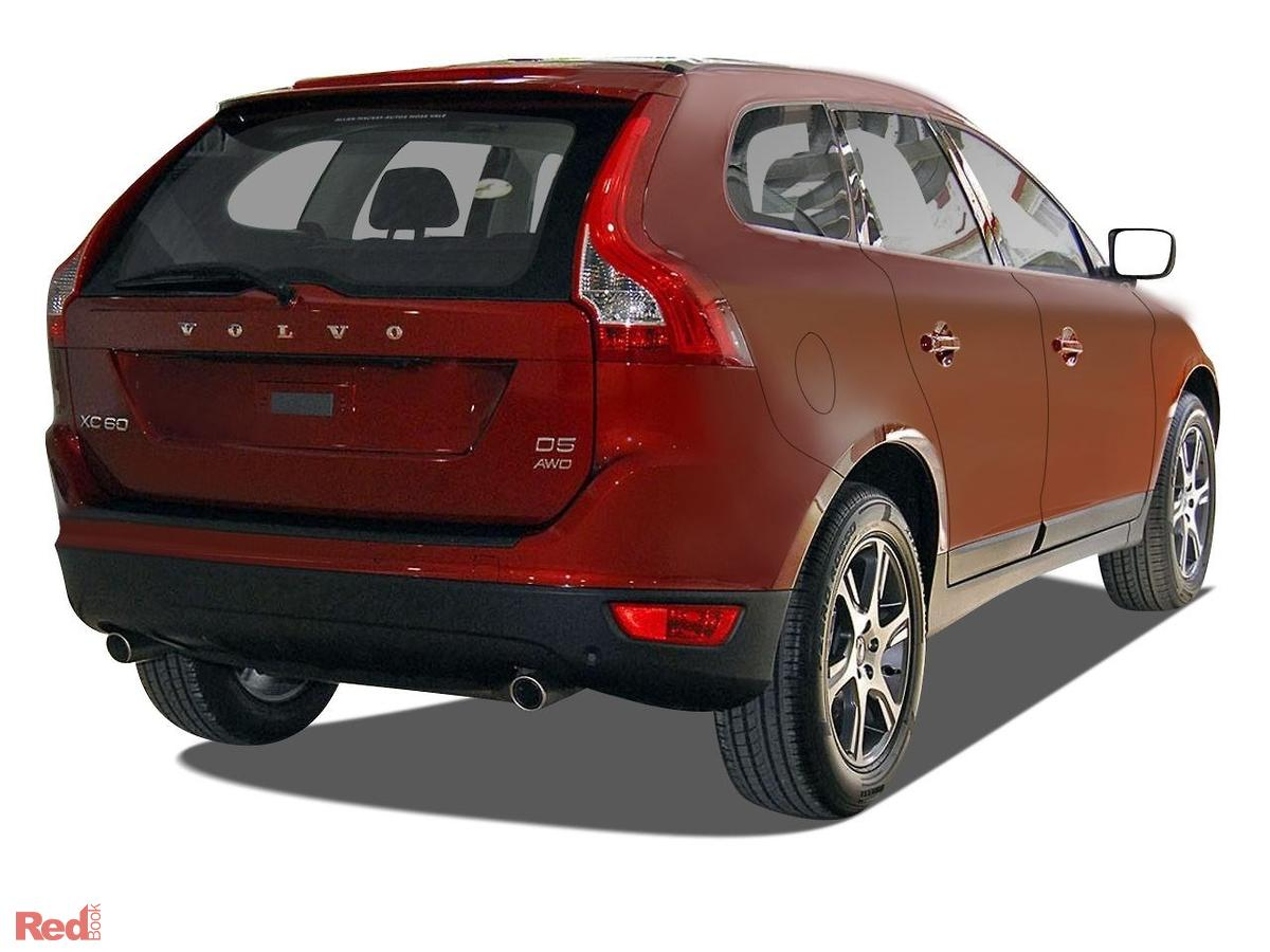 2012 volvo xc60 d5 d5 teknik wagon 5dr geartronic 6sp awd 2 4dtt my12. Black Bedroom Furniture Sets. Home Design Ideas