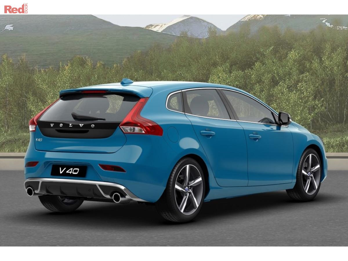 2016 volvo v40 t5 t5 r design hatchback 5dr adap geartronic 8sp 2 0t my16. Black Bedroom Furniture Sets. Home Design Ideas