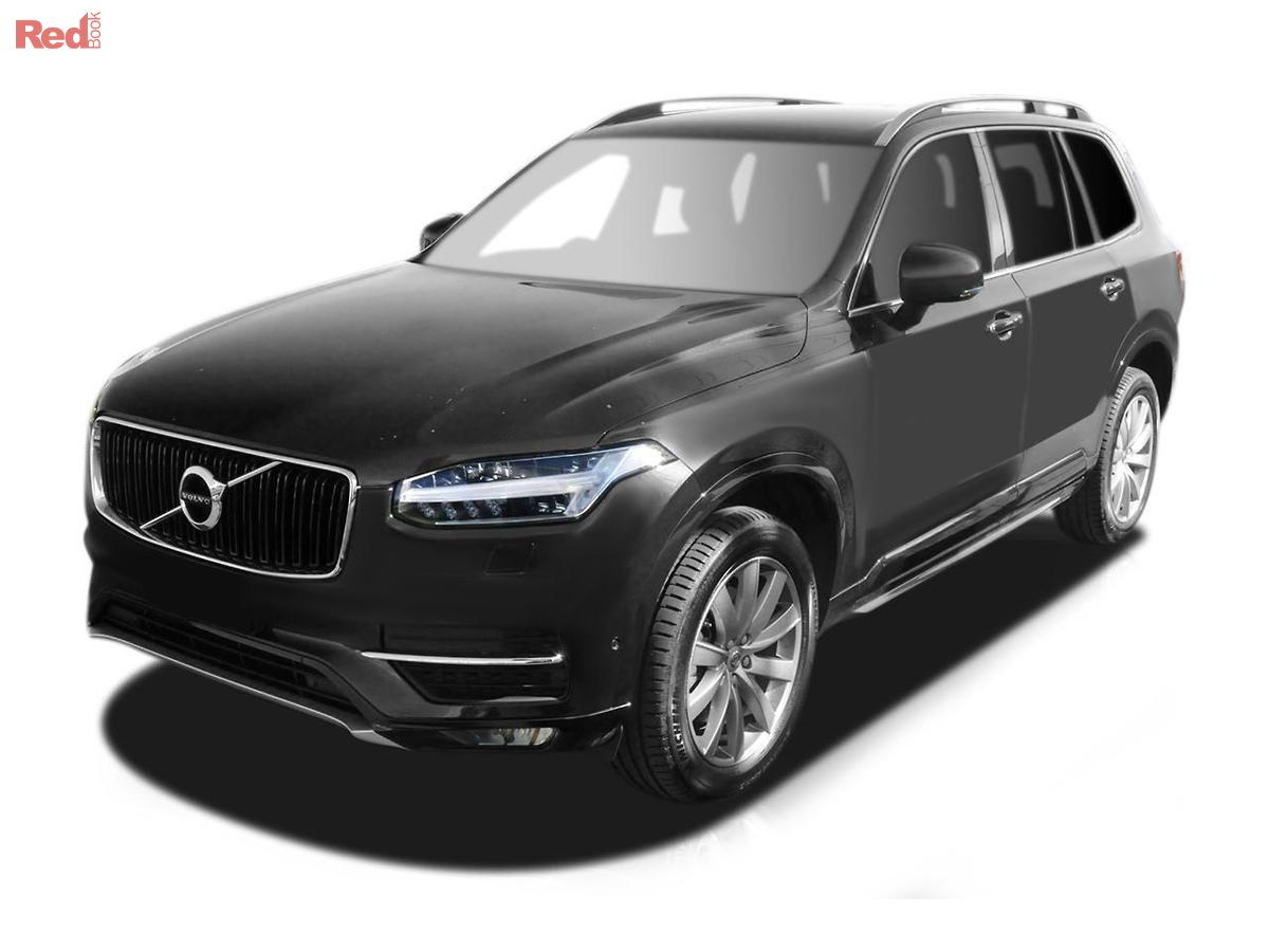 2016 volvo xc90 t6 t6 momentum wagon 7st 5dr geartronic. Black Bedroom Furniture Sets. Home Design Ideas