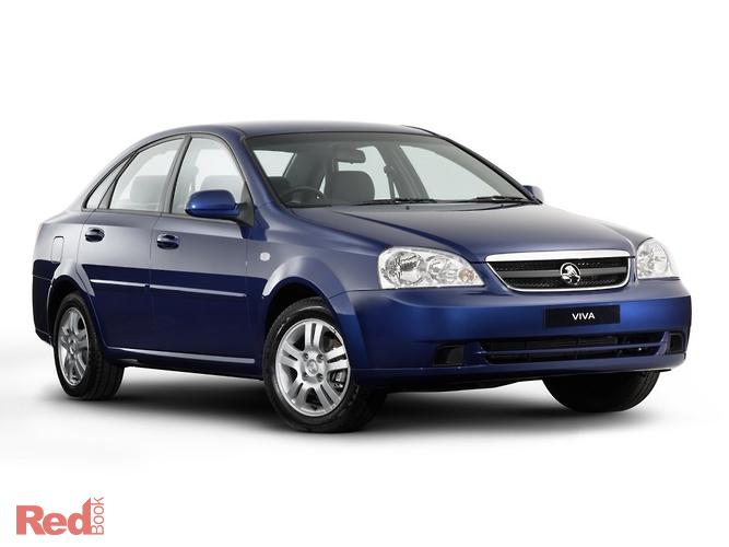 2006 Holden Viva specifications, information, data, photos 179432
