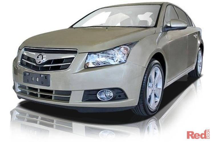 2009 holden cruze cdx manual