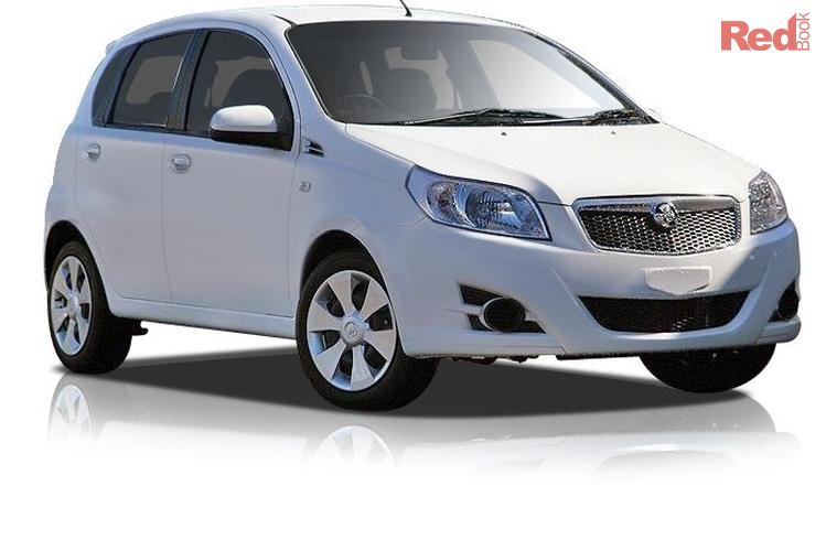 Holden Barina Tk Used Car Review