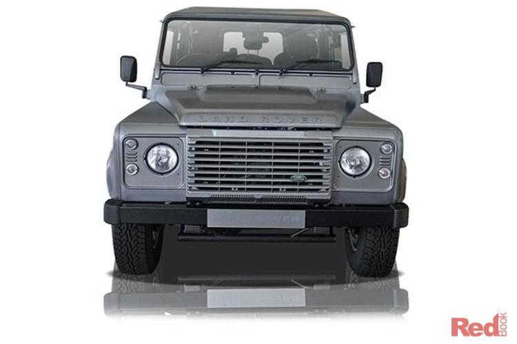 used land rover defender price guide